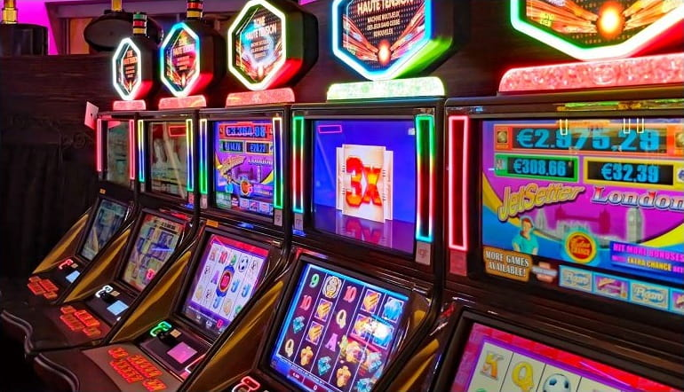 Serious practice in free online casino slots