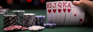 Play poker and win a lot of promotions and bonuses