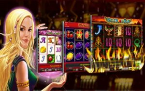 Online game elements made different casinos
